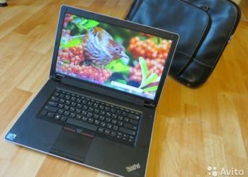 Ноутбук Lenovo с игровой видеокартой