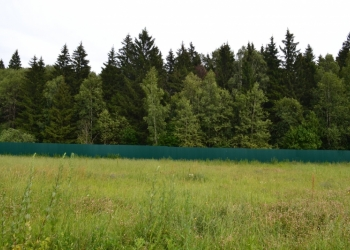 Участок 7 сотки около озера, ПМЖ, новая Москва, лес, монастырь