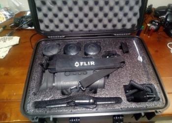 Продам тепловизор FLIR BHS-XR Command 640x480