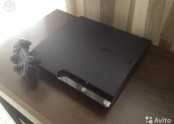 PS3 Прошитая (Rogero 4.55)