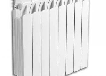 Биметаллический радиатор Рифар Монолит - 500/10 сек.