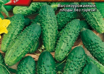Продам семена-Огурец Друзья-Приятели F1,раннеспелый, без горечи