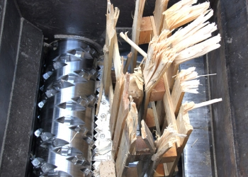 Продаем  шредеры, дробилки и комплексные линии по переработке отходов