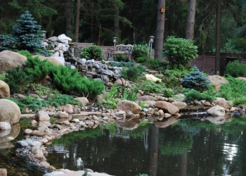 Ландшафное проектирование и ландшафтные работы