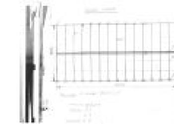Навес для тока площадью, м, 10,5 х 44,2