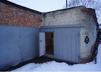гараж на Гоголя