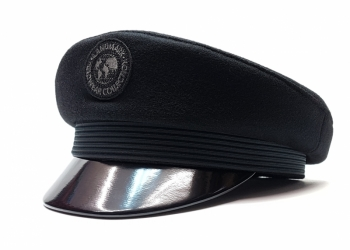 Капитанка кепка фуражка мужская  (шерсть)