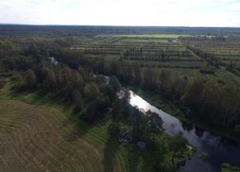 Продам земельный участок на Вуоксе