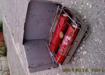 продаю переносную газовую плиту-чемоданчик для туристов