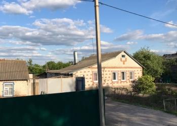 Дом 100 м2 Находится в 7 км от г. Курска транспортное сообщение,рядом курский за