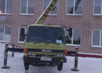 Услуги Агп-23м Кран-23м 5т