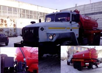 Урал АКН 12 на шасси