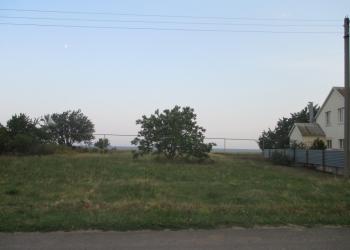 Земельный участок под строительство с видом на Азовское море