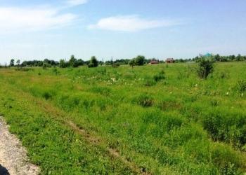 Продам земельный участок, село Сергеевка, ул. Заречная, 10