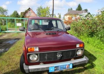 ВАЗ 4x4 (Нива), 2010