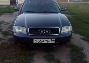Audi A6, 2001