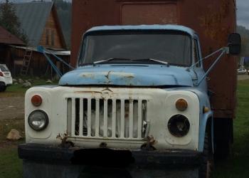 ГАЗ-52 с будкой