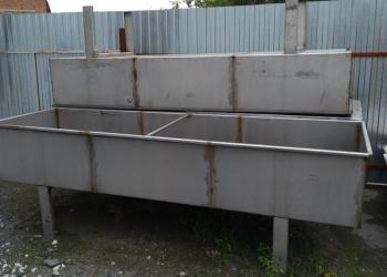 Продам ванны из нержавеющей стали