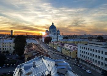 Экскурсии по Санкт-Петербургу с высоты птичьего полёта
