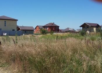 земельный участок в собственности 8 соток в 6 км. от г.Краснодара