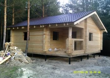 Строительство деревяннях домов,бань