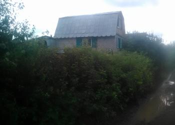 трехэтажная  дача 72 м2