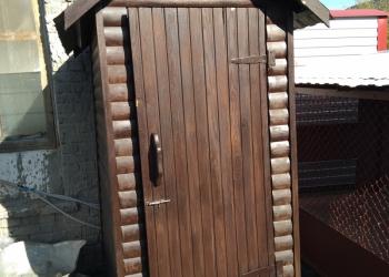 Продам деревянный туалет