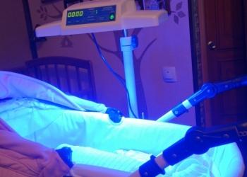 Лампа для лечения желтушки новорожденных