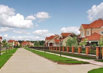 Земельный участок  в новом коттеджном поселке Приозерный