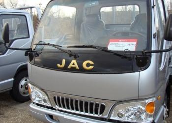 Грузовик JAC HFC 1061 K 2015