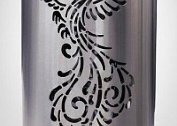 Электрокаменка для сауны ЭКМ 6 «Жар-птица» LUX