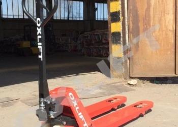 Ручная гидравлическая тележка OX50-NL115