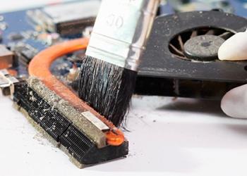 Чистка и ремонт ноутбуков, компьютеров