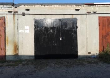Продам гараж в КАС-4