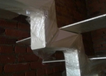 Изготавливаем лестницы на одном и двух касаурах