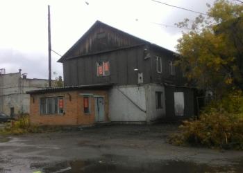 Продается 2-х этажное здание со складом