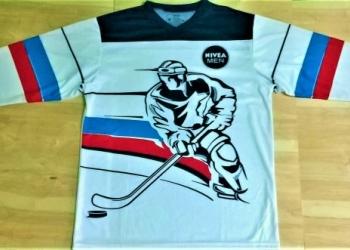 Хоккейный свитер (52-54) размер. НОВЫЙ.