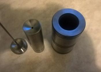 Пресс-форма для изготовления технопланктона
