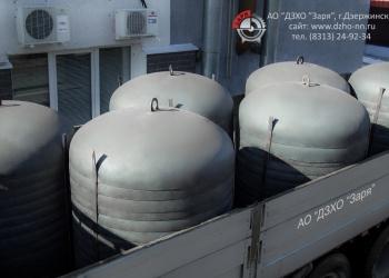 Днища эллиптические по ГОСТ 6533-78 от завода - изготовителя