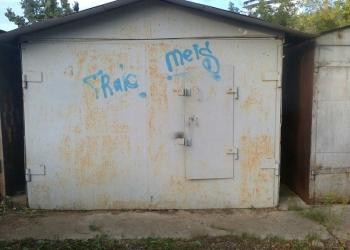 Породам гараж  металлический