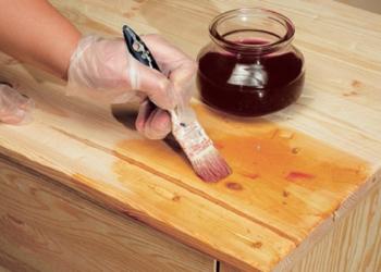 Техническое льняное масло для деревянных конструкций