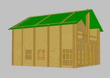 Проектирование деревянных домов.