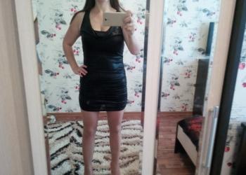 Платье латекс