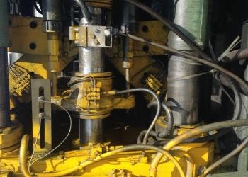 Продается машина литья под высоким давлением А711А10