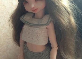 Кукла бжд Dollpamm Momo