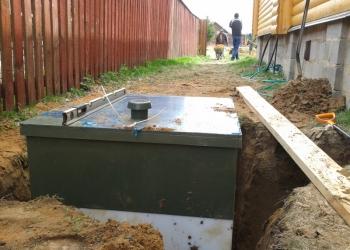 Автономная канализация. Септики Топас, Астра.