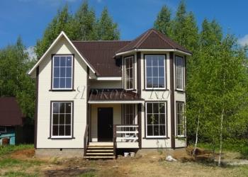 Новый теплый большой дом для всей семьи, у знаменитого озера Плещеево