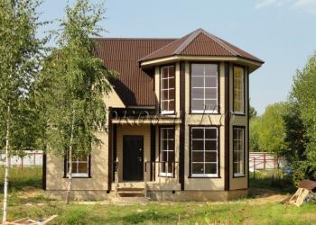 Новый очень красивый и теплый дом с электричеством и газом, рядом с озером