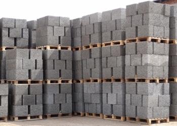 Сертифицированные арболитовые блоки от производителя.