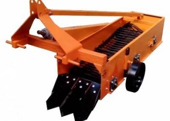 Картофелекопатель транспортер КК-1 и многое другое